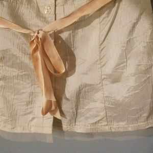 Nanette Lepore Tops - Nanette lepore Victorian vintage looking top